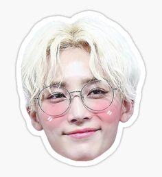 Buy 'Jeonghan Seventeen' by interludewings as a Sticker, Transparent Sticker, or Glossy Sticker