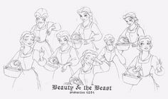 """Beauty and the Beast"" 