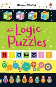 A handy, paperback book, packed with puzzles, games and activities that will put children's powers of logic to the test. The puzzles include breaking a castle code using patterns on different shields, drawing impossible shapes and lots of mind-bending riddles. Full of colorful illustrations and space to draw, color and complete the different activities, this book is ideal for keeping children busy over long journeys and other quiet times.