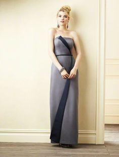 Alfred Angelo Bridesmaid Dresses - Style 7275L #bridesmaiddresses #alfredangelo