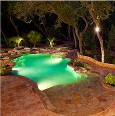 Best Pools for Small Yards | Pin it Like Image