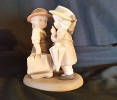 Hey, I found this really awesome Etsy listing at https://www.etsy.com/listing/265819792/vintage-enesco-collectible-figurine  Art & Collectibles  shopping  porcelain collec  enesco figurine  enesco collectible  vintage enesco  vintage porcelain children figurine  friends forever  childhood friend  bisque porcelain  vrev  vtpassion  secret