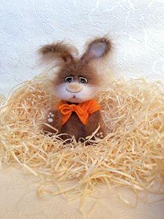 Crochet animals Bunny by HouseInspiration
