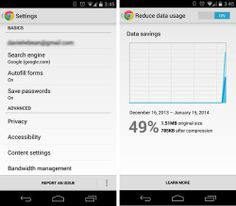 New Update for Google Chrome Helps You Use Less Data on Your Smartphone