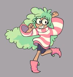 Kelly From Star vs the Forces of Evil by Unknown