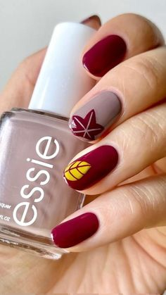 Mauve Nail Polish, Essie Nail Colors, Mauve Nails, Fall Pedicure, Classic French Manicure, Satin Color, Fall Nail Art, Nail Polish Collection, Nail Manicure