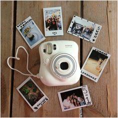 Fujifilm Instax Mini 8 - Instant Camera
