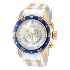 Invicta Men's 20293 Pro Diver Quartz Chronograph Dial Watch