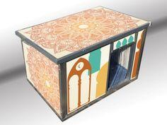 Dog Houses, Decorative Boxes, Marvel, Blog, Design, Home Decor, Decoration Home, Room Decor