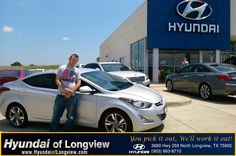 Great deal on 2nd car purchased from Hyundai of Longview. They really do make it easy here. Kent was a professional as always.  Waymon McGuire Saturday, August 16, 2014