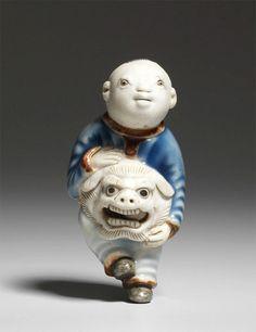 Netsuke: Ancient Pocket Charms from Edo Japan