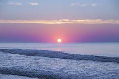 Bill Cannon Long Beach Island Sunrise