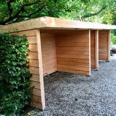 Bike Shed, Wood Shed, Bike Storage, House, Outdoor, Gardens, Bike Shelter, Green Houses, Storage Sheds