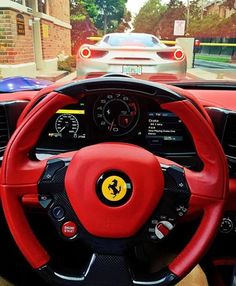 The Ferrari 488 GTB was unveiled at the 2015 Geneva Motor show and is currently in production. The car is an update for the Ferrari 458 with the 488 sharing some of the design an components. Ferrari 2017, Ferrari 488, Koenigsegg, Exotic Sports Cars, Exotic Cars, Bugatti, Carros Lamborghini, Porsche, Audi