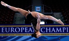 Becky Downie-- 2014 European Championships