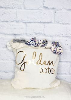 My First Experience with Golden Tote by Wonder Forest