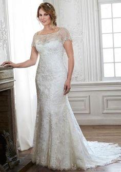 ea141024908 Maggie sottero plus size wedding dresses - PlusLook.eu Collection