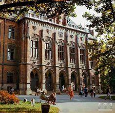 Collegium Novum UJ, ul. Gołębia 24