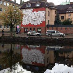 NeSpoon (2017) - Borås (Sweden)