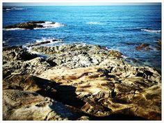 El Atlántico visto desde Baiona...