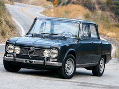 1966 Alfa Romeo Giulia Super Maintenance/restoration of old/vintage vehicles: the material for new cogs/casters/gears/pads could be cast polyamide which I (Cast polyamide) can produce. My contact: tatjana.alic@windowslive.com