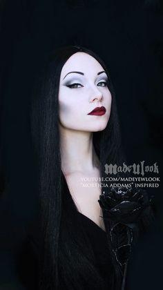 15 Incredible Halloween Makeup Transformations - My Modern Met