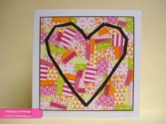 Miranda's Creaties: 25+ manieren om washi tape op je kaart te gebruiken