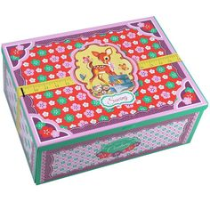 Petit Couture Sewing Tin Box from England