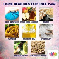 Rainbow Gospel Radio | Home Remedies for Knee Pain