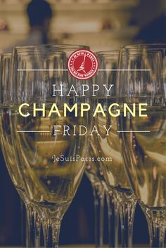 What an amazing day... Not only is it #ChampagneFriday, it is also Global Champagne Day!!! Time to pop the bottle of bubble and celebrate!!! Santé #Paris #Travel #ChampagneFriday #GlobalChampagneDay #JeSuisParis #ToursForWomen