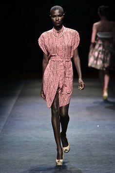 Loin Cloth And Ashes: 2012 Mercedes-Benz Fashion Week Africa || Photo Credits: © SDR, Simon Denier