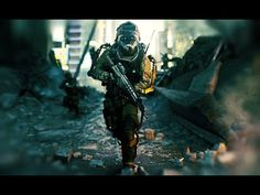 New Video of CoD-AW is finish Master Chief, Cod, Batman, It Is Finished, Superhero, Games, Fictional Characters, Cod Fish, Gaming