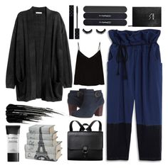 """I'm So Done..."" by sweet-jolly-looks ❤ liked on Polyvore featuring Monki, Cole Haan, Raey, Urban Decay, Smashbox, Sloane Stationery, Gucci, MAC Cosmetics, casual and simple"