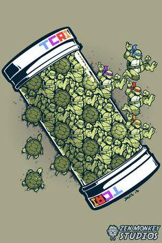 Zen Monkey Studios - Turtle Tessellation