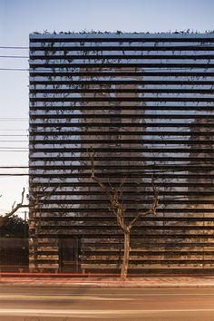 Shanghai - Kengo Kuma - L'archetipo del vaso: abbiamo da dire qualcosa anche noi di Wall up sul tema!
