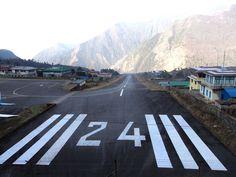 Lukla Airport - Runway