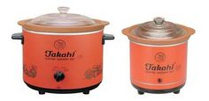 takahi slow cooker crockery pot IDR 310.0,7