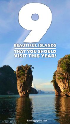 9 Islands that should be on your holiday radar!  - Hand Luggage Only - Travel, Food & Photography Blog