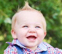 EASTON loves to smile and dance to upbeat songs :) Enter the code EASTON for 5 extra entries. #CLB5 #PLNBabyoftheday