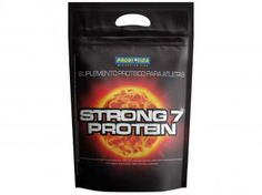 Strong7 Protein 1,8 Kg Morango - Probiótica