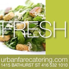 #urbanfarecatering Catering, Social Media, Fresh, Chicken, Projects, Food, Log Projects, Meal, Catering Business