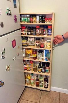 ¿Quién dijo que ordenar debe ser aburrido? Mira estas curiosas ideas para el hogar, que te inspirarán para guardar y almacenar objetos de una forma...