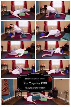 FREE 65 min Yin Yoga for PMS & Hormone Imbalance | Full Practice Guide & Video