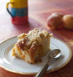 Placek aux abricots - Ôdélices : Recettes de cuisine faciles et originales !