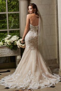 Wtoo Brides Cosette Gown Available at StarDust Celebrations   Dallas, Texas   Bridal Salon   www.stardustcelebrations.com