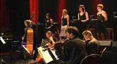 Wim Mertens Ensemble - Struggle for Pleasure (live) ... /  (Belgian post-minimalist composer Wim Mertens, 1983 Struggle for Pleasure)
