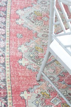 The Reagan rug.  Great source for vintage Turkish rugs