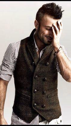 Men's Vest Fashion