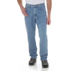 Wrangler Men's Relaxed Fit Jeans, Gray
