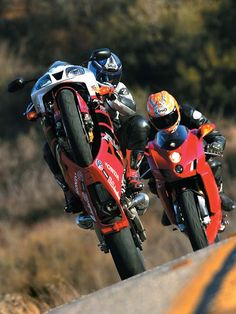 I would take the Honda RC51 over the Ducati any day of the week
